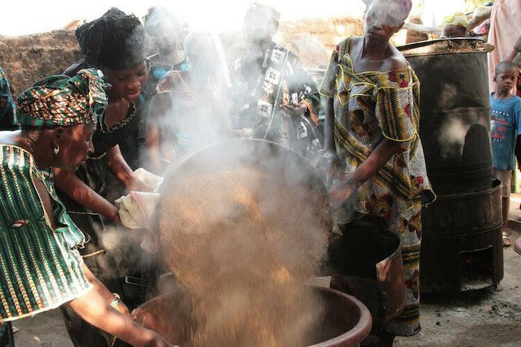 La soberanía alimentaria es la única solución al caos climático en África